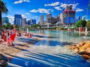 Brisbane happiest city in the world