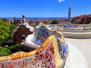 Parc-Guell-in-Barcelona