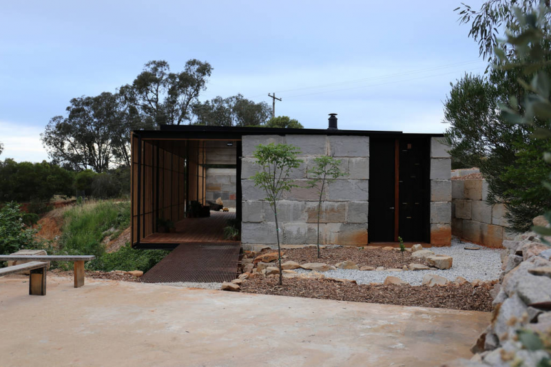 Grand Designs Featured Sawmill House