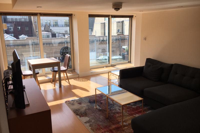 Soho London West End 1 Bed Apartment with Balcony - Soho ...