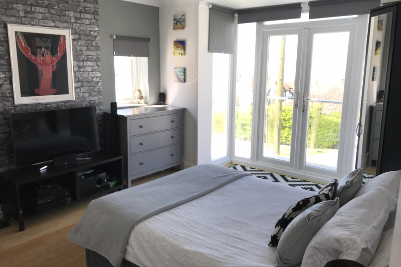 Lovely Tranquil Zen Beach House With Seaviews Rottingdean