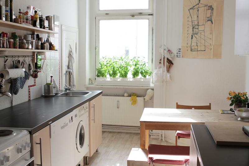 Cozy 2-room apartment with balcony - Bezirk Treptow ...