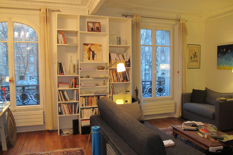 Cozy two bedroom apartment in Paris 75015. - Paris, Île-de ...
