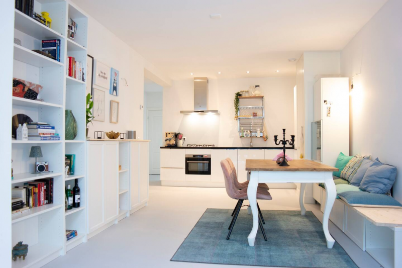 Beautiful 2 bedrooms Amsterdam city apartment - Amsterdam ...