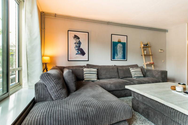 Quiet Modern Apartment in Jordaan Center - Amsterdam ...