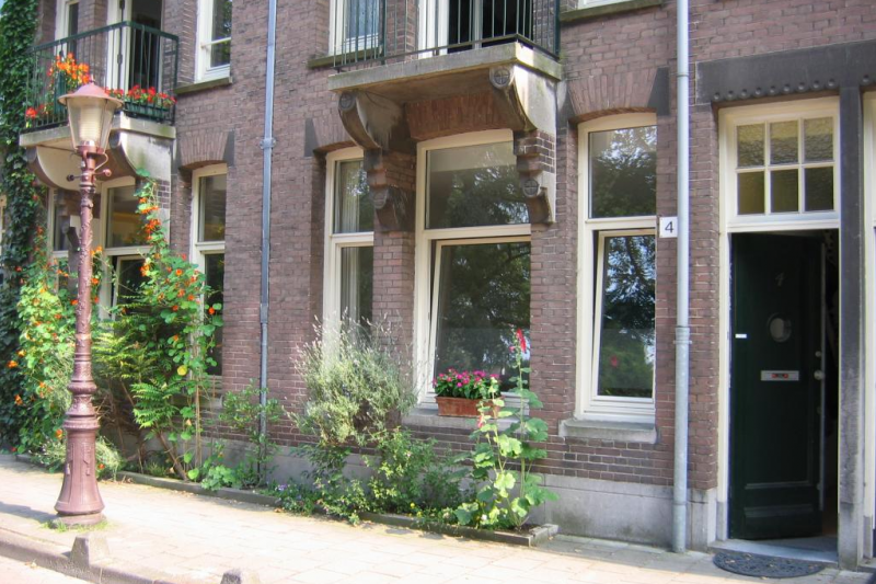 Apartment with garden near centre of Amsterdam - Amsterdam ...