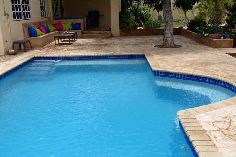 Family Home With Tropical Garden And Swimming Pool Santa Rosa Cura Ao Love Home Swap