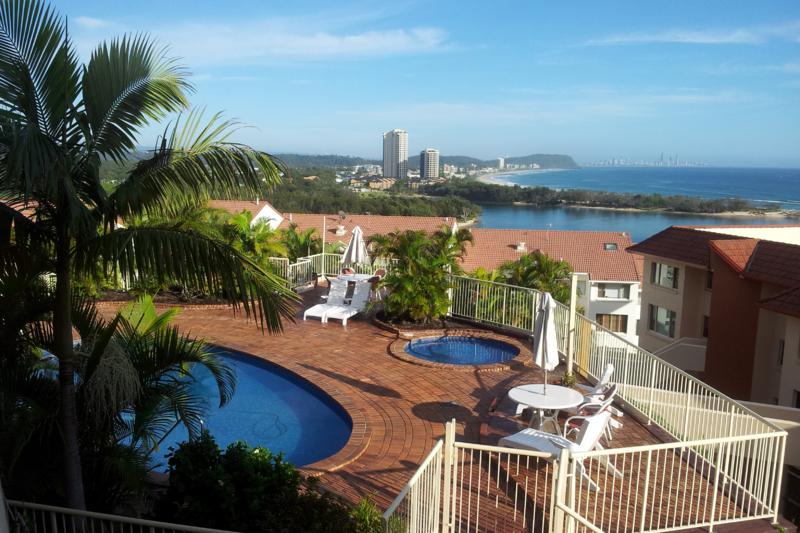 2 Bedroom Apartment With Stunning Ocean Views Gold Coast Queensland Love Home Swap