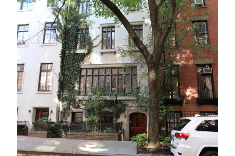 Manhattan apartment in the heart of greenwich lower for Nyc greenwich village apartments