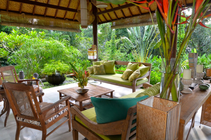 gorgeous ubud villa with garden and pool ubud love