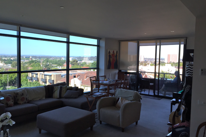 6th floor apartment in East Melbourne - East Melbourne ...