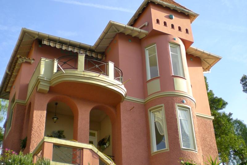 Maison de charme avec vue imprenables la villefranche sur mer provence alp - Maison de la mediterranee ...