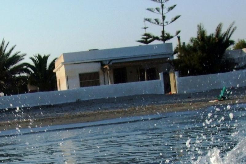 Villino sulla spiaggia di portopalo di capo portopalo di for Piccoli disegni di casa sulla spiaggia