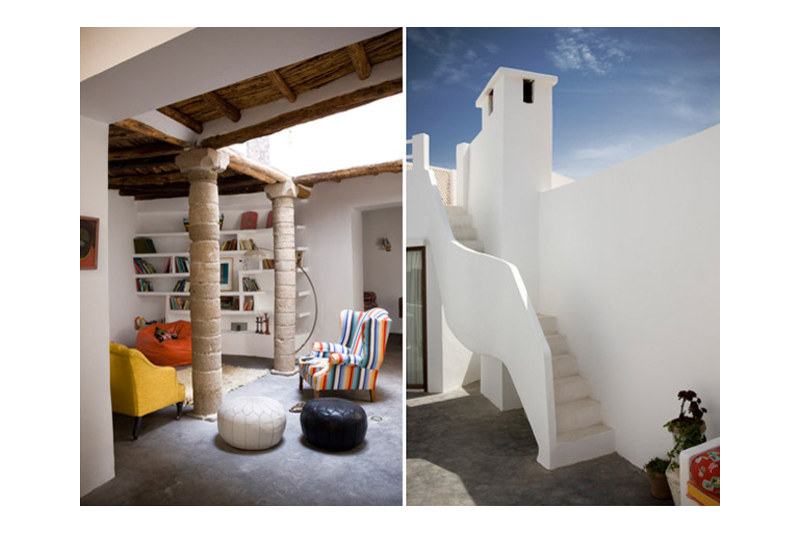 Fabulous Fabulous Renovated Moroccan Home In Essaouiras Essaouira Interior Design Ideas Gentotryabchikinfo