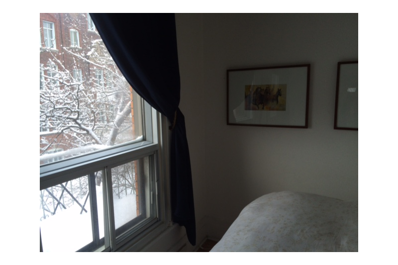 Beautiful sunny third floor apartment - Montreal, Quebec ...