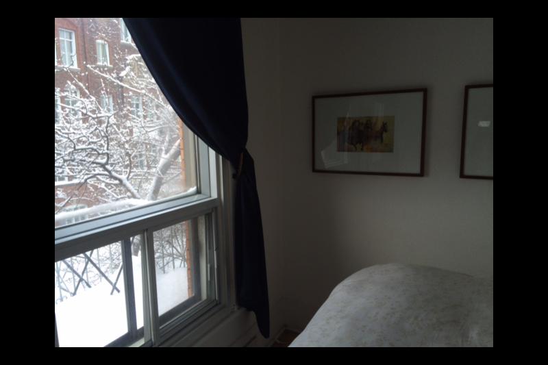 Beautiful sunny third floor apartment - Montreal, Quebec ...