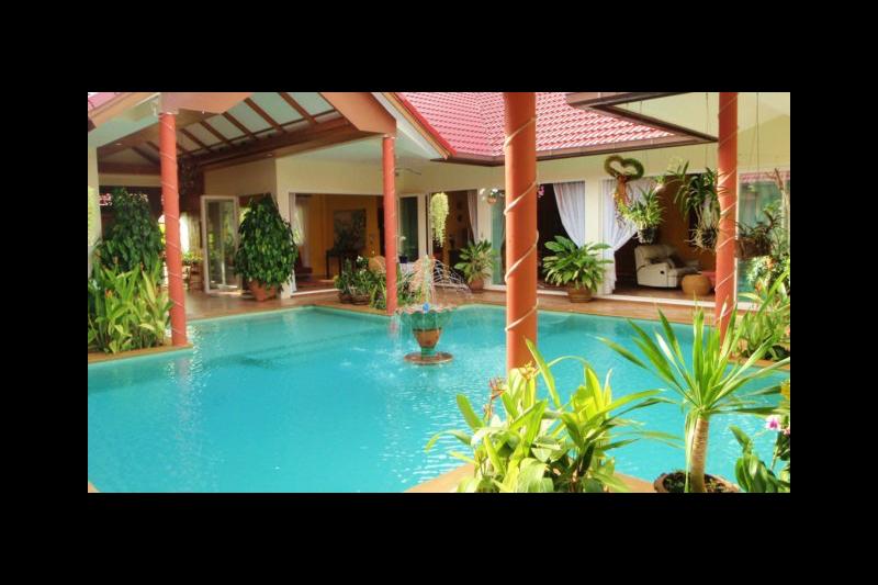 Luxury Villa In Countryside Setting Wrapped Around Tambon Thep Kasattri Chang Wat Phuket