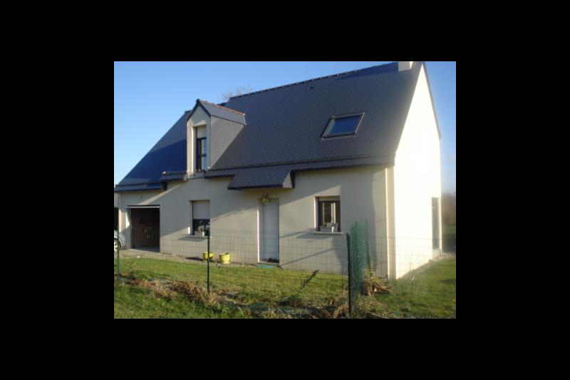 Bretagne maison contemporaine de 120m2 st malo hede for Maison moderne 120m2
