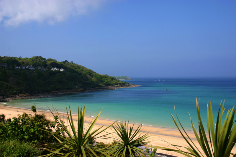 Luxury Holiday Apartment Panoramic Sea Views Of St Ives Bay