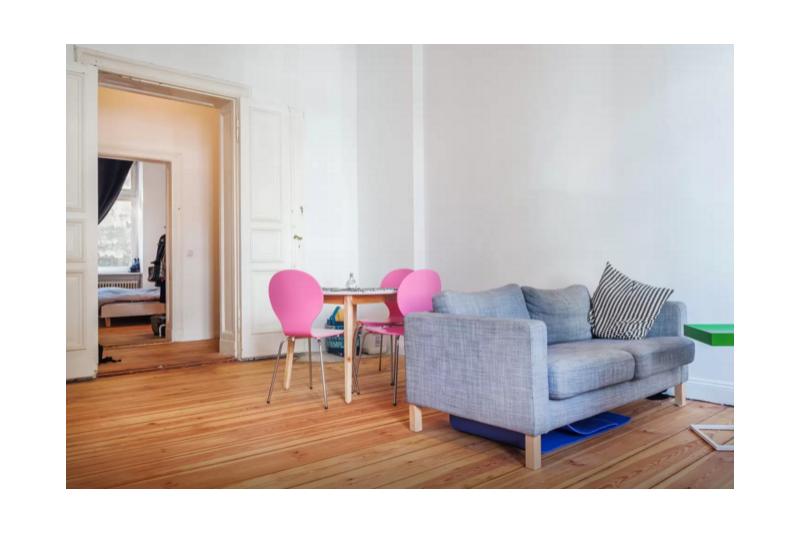 1,5 bedroom apartment in Berlin Kreuzberg - Bezirk ...