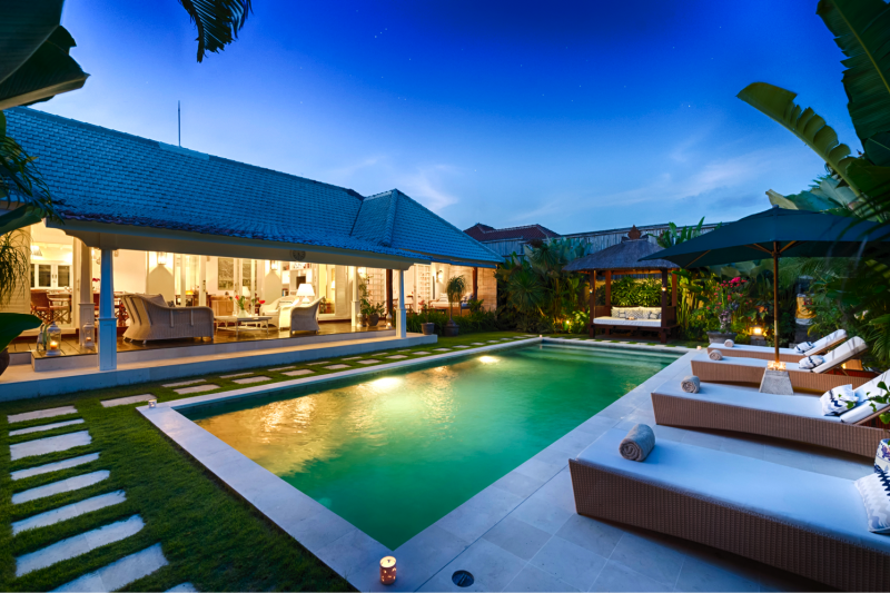Bali luxury villa - Beautiful 3 BR near Seminyak