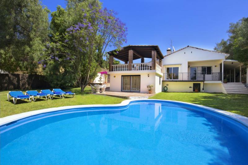 Stunning Villa With Private Pool And Garden Marbella Costa Del Sol Love Home Swap