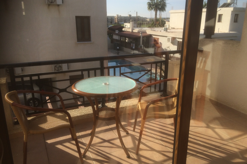 Appartment Near Tombs Of The Kings In Paphos With Paphos