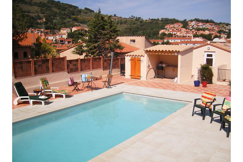 Luxury Villa With Pool Collioure Languedoc Roussillon Love Home Swap