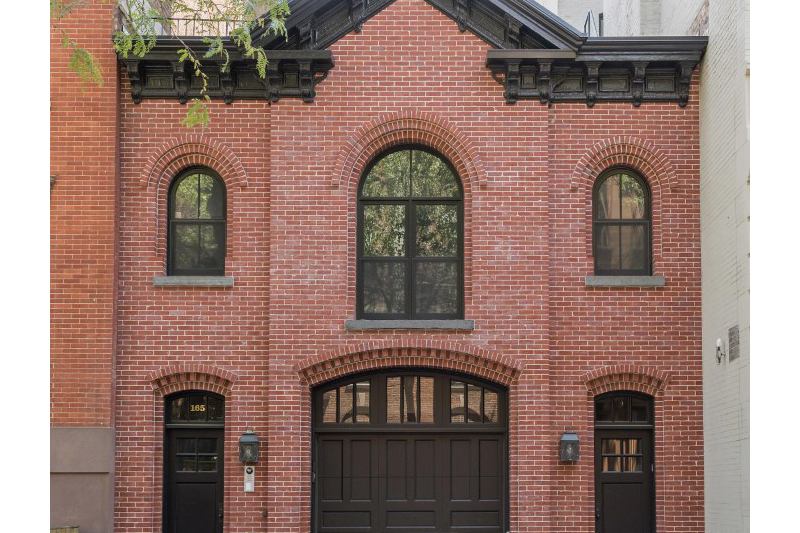 beautiful historic brooklyn heights carriage house brooklyn heights new york love home swap. Black Bedroom Furniture Sets. Home Design Ideas