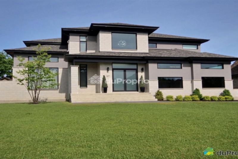 maison moderne très luxueuse - Coteau-du-Lac | Love Home Swap
