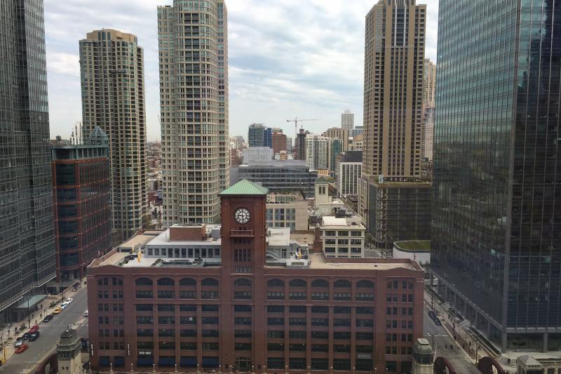 Downtown chicago luxury 1 bedroom apartment loop - One bedroom apartments in chicago il ...