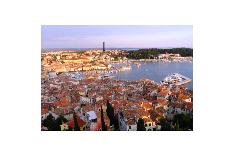 Luxury apartment in Rovinj, Croatia - Rovinj, Istarska ...