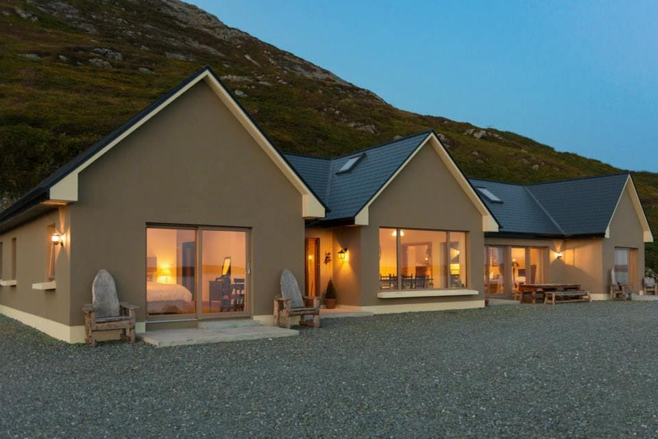 coastal home in Galway